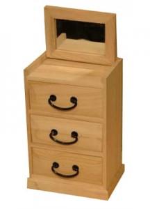 dulapuri cu sertare online din lemn
