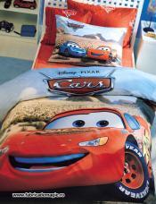 Magazine lenjerii pat copii disney cars