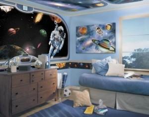 tapet copii preturi nave spatiale