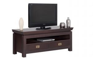 Comode tv cu sertare mahon