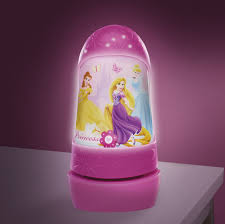 Veioza Disney Princess si lampa de veghe