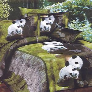 Lenjerii de pat 3D cu animale outlet
