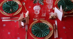 Decoratiuni Craciun pentru masa si brad