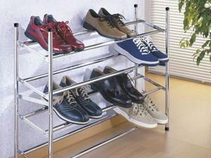 Raft pantofi extensibil din fier forjat