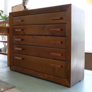 Comode din lemn cu sertare ieftine