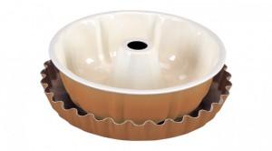 Forme de copt din ceramica rotunde sau in forma de floare