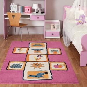Mochete dormitor copii  cu flori si personaje disney