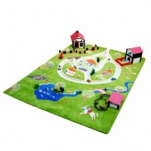 Covoare copii 3D interactive