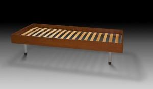 Rame de pat din lemn ieftine