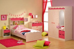 Noptiere pat copii disney