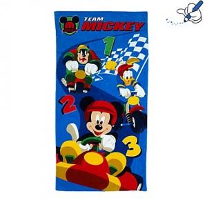 Prosoape de plaja copii cu Mickey Mouse ieftine