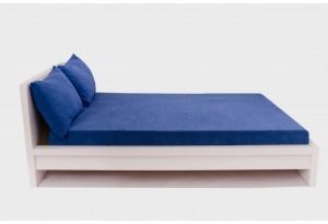 husa de pat tricot cu elastic ieftina